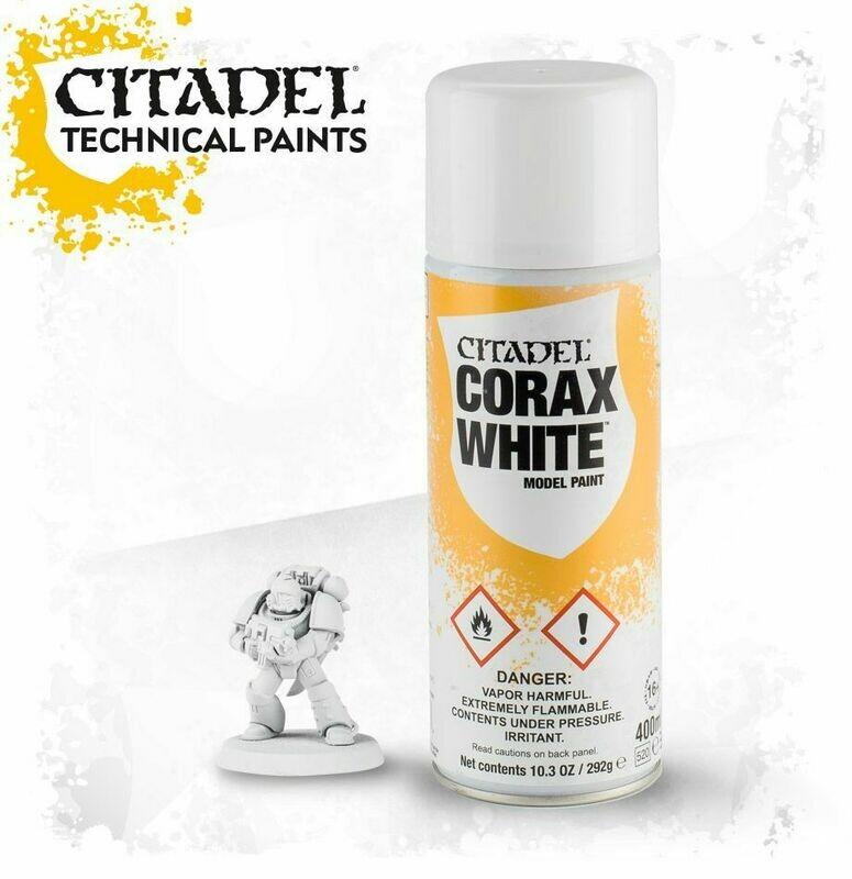 Citadel Corax White Primer