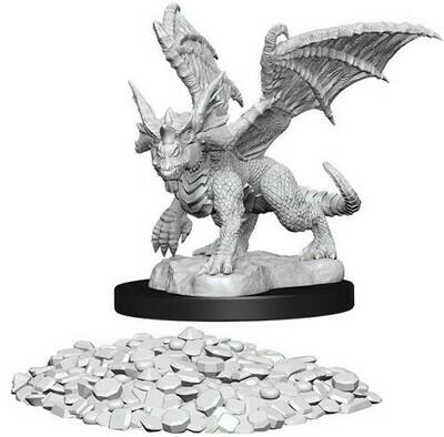D&D  Blue Dragon Wyrmling