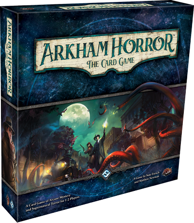 Arkham Horror LCG Core Set