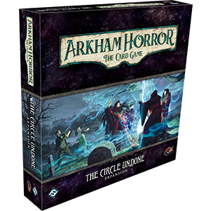 Arkham Horror The Circle Undone Expansion