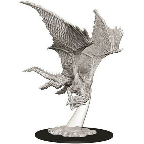 D&D Young Bronze Dragon