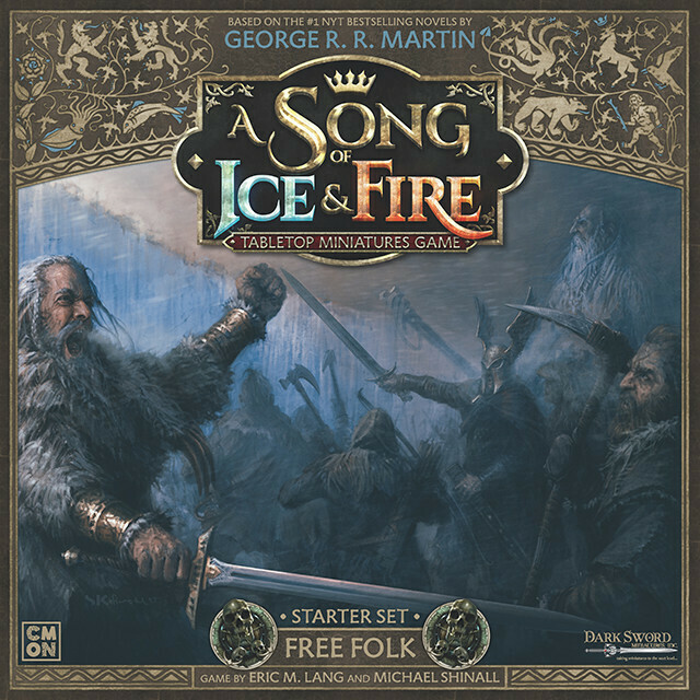 A Song of Ice and Fire Free Folk Starter