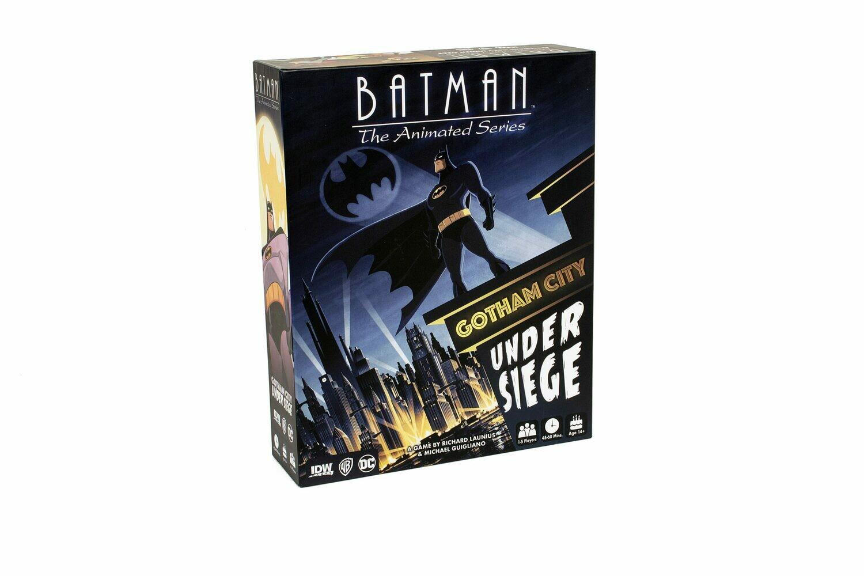 Batman The Animated Series Gotham Under Seige