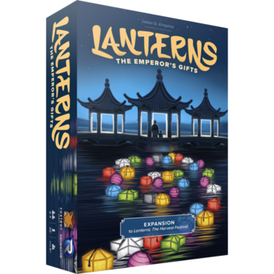 Lanterns Emperor's Gift Expansion
