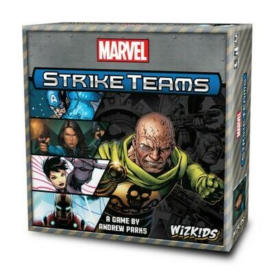 Marvel Strike Teams Strategy Game
