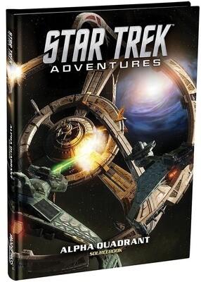Star Trek Adventures Alpha Quadrant
