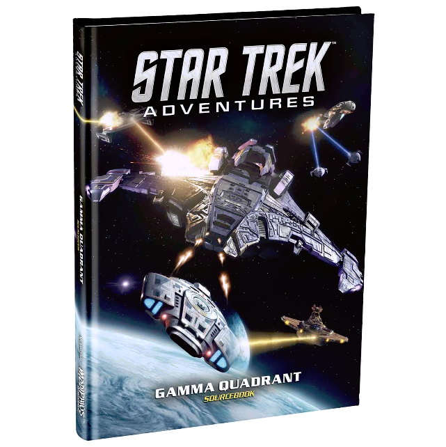 Star Trek Adventures Gamma Quadrant