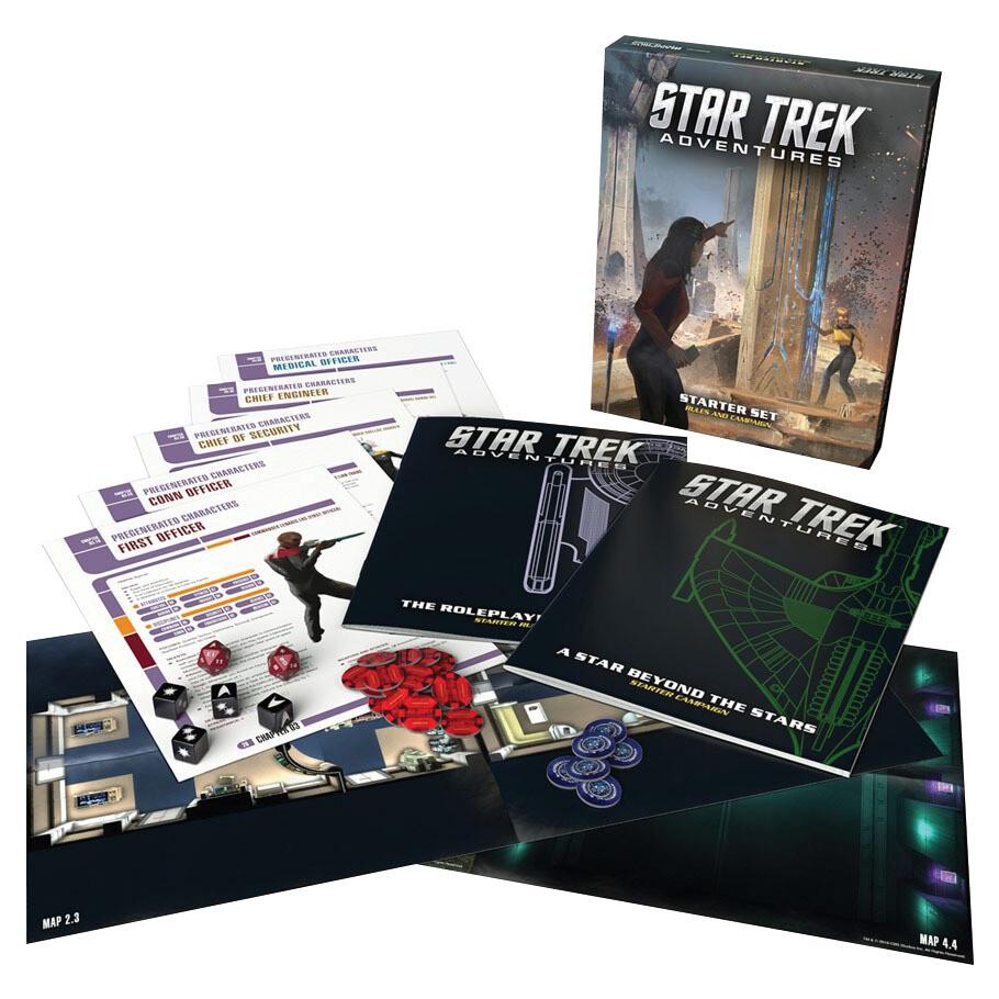 Star Trek Adventures RPG Starter Set