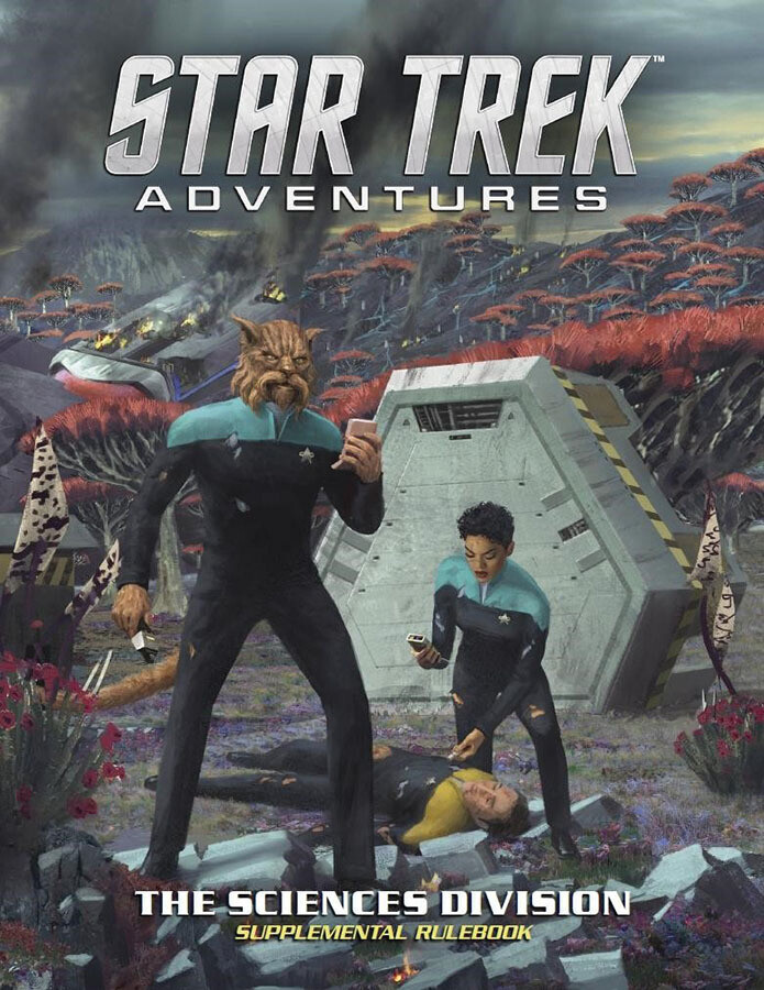 Star Trek Adventures Science Division
