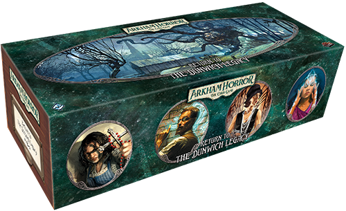 Arkham Horror Return to the Dunwich Legacy Expansion