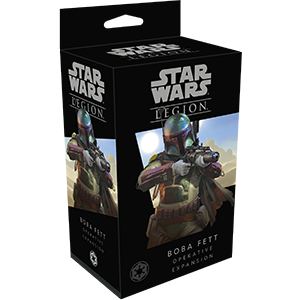 Star Wars Legion Boba Fett Operative Expansion