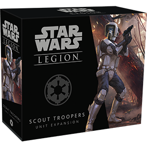 Star Wars Legion Scout Troopers Unit