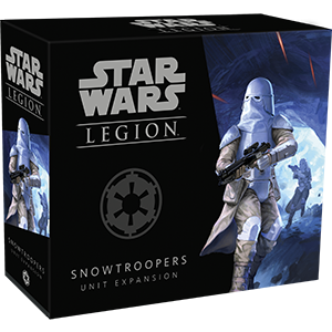 Star Wars Legion Snowtrooper Expansion