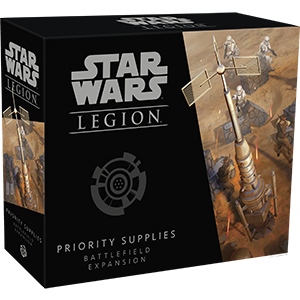 Star Wars Legion Priority Supplies Battlefield Exp
