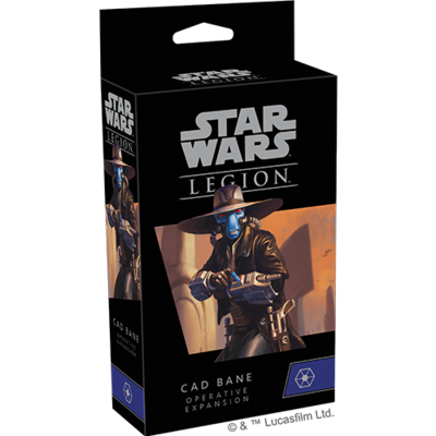 Star Wars Legion Cad Bane