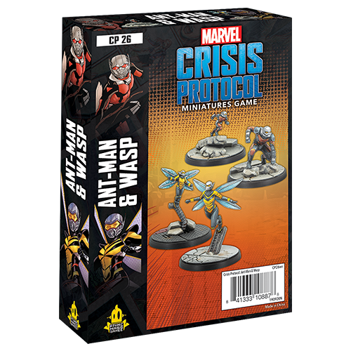 Marvel Crisis Protocol Ant-Man & Wasp