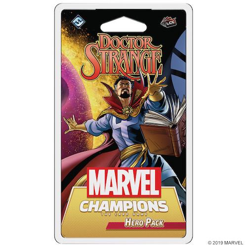 Marvel Champions Doctor Strange Hero Pack