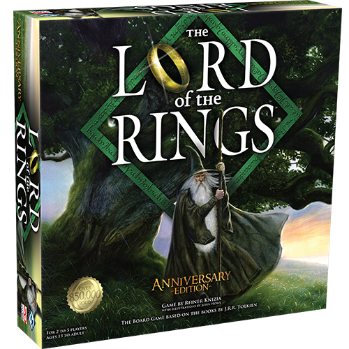 Lord of the Rings Board Game Anniversary Edition