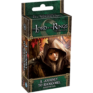Lord of the Rings Journey to Rhosgobel