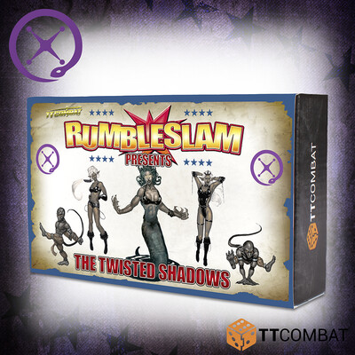 Rumbleslam Twisted Shadows