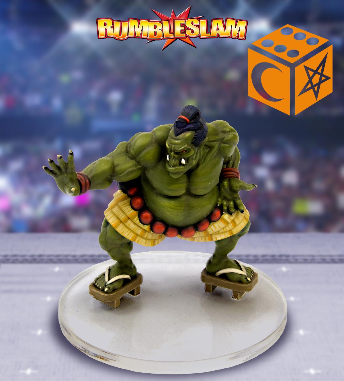 Rumbleslam Orkishi