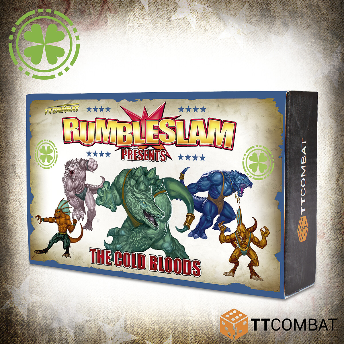 Rumbleslam The Cold Bloods