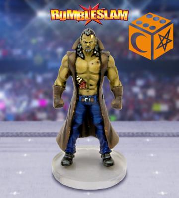 Rumbleslam Grave Digger