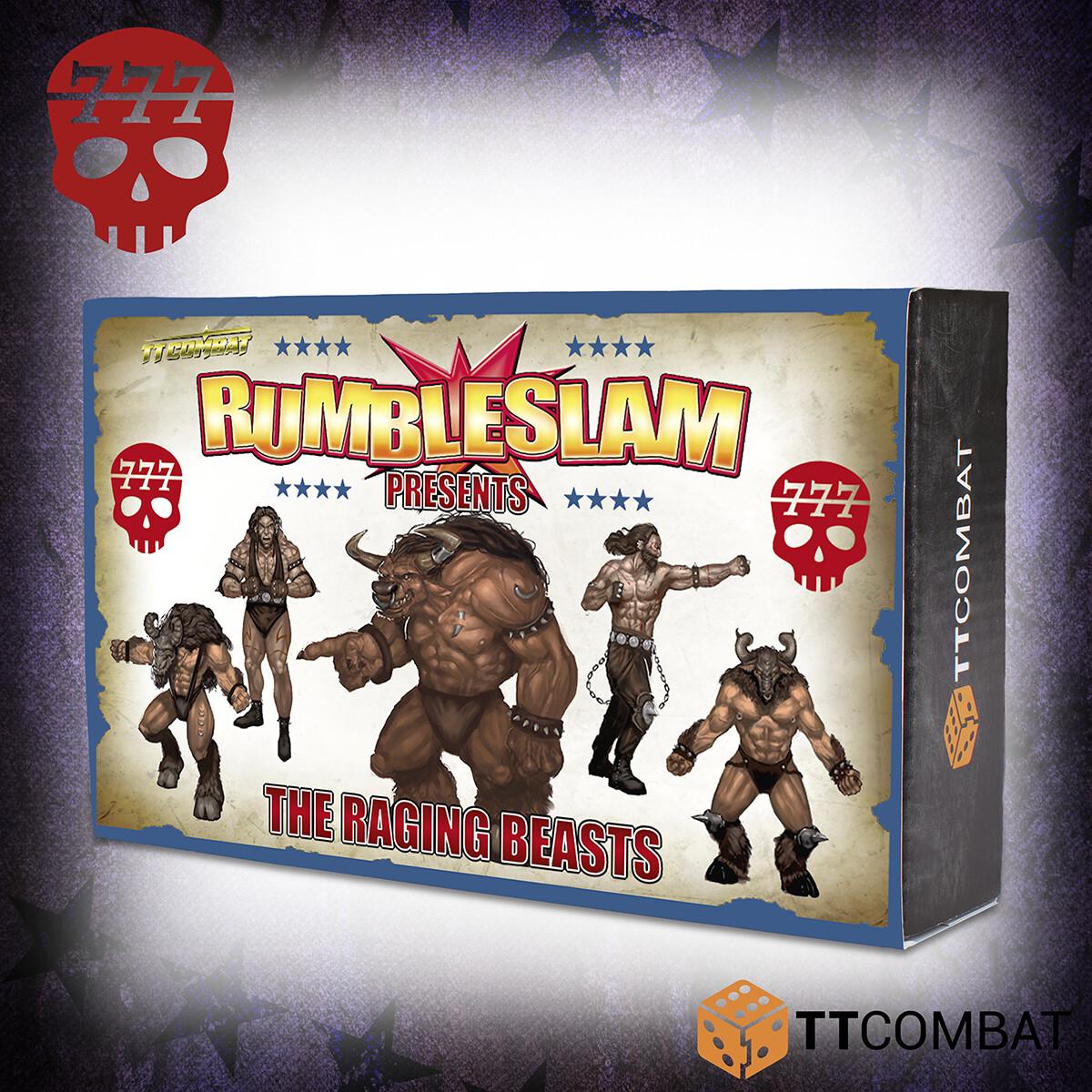 Rumbleslam The Raging Beast