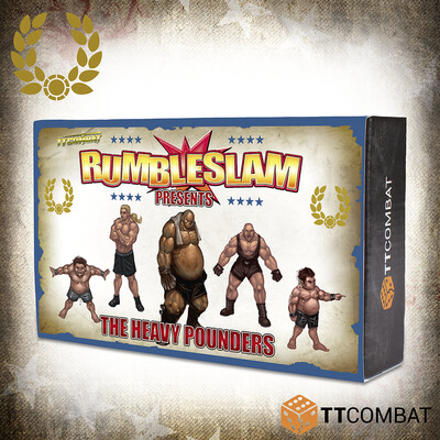 Rumbleslam The Heavy Pounders