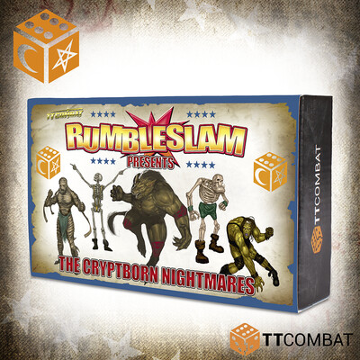 Rumbleslam The Cryptborn Nightmares