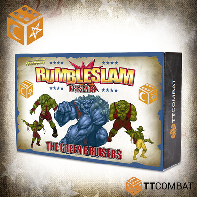 Rumbleslam The Green Bruisers