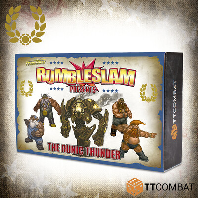 Rumbleslam The Runic Thunder