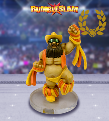 Rumbleslam Ronnie Salvage