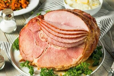 Ham - Smoked Bone-In