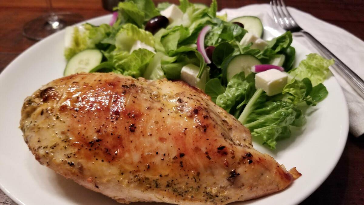 Chicken Breast - Greek