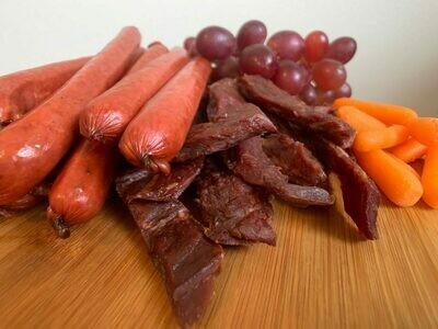 Beef Jerky - Garlic Pepper