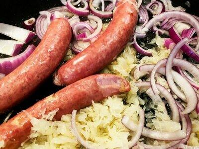 Polish Sausage Links