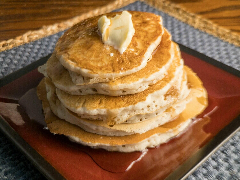 Buttermilk Gluten Free Pancake Mix