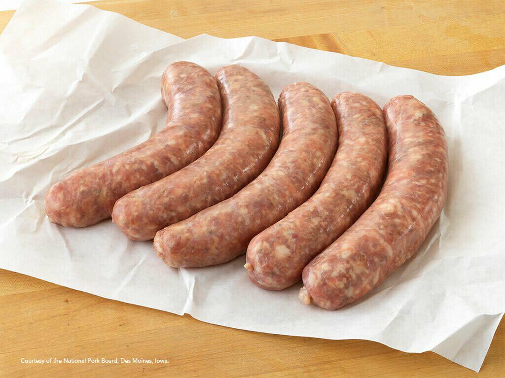 Pork Sausage Links - Large Links