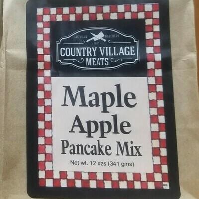 Maple Apple Pancake Mix
