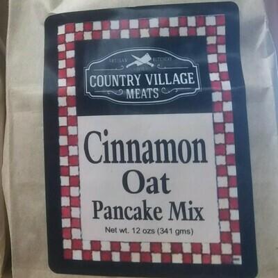 Cinnamon Oat Pancake Mix