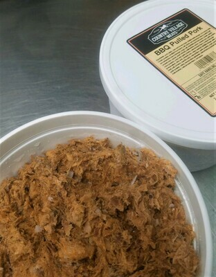 BBQ Pulled-Pork