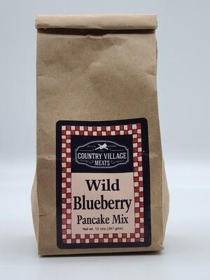 Wild Blueberry Pancake Mix