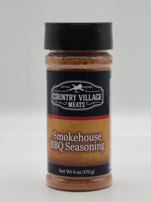 Country Village Meats - Smokehouse BBQ Seasoning 6 oz.