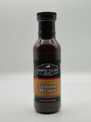 Country Village Meats Farmhouse BBQ Sauce