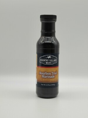 Country Village Meats Bourbon Trail Marinade
