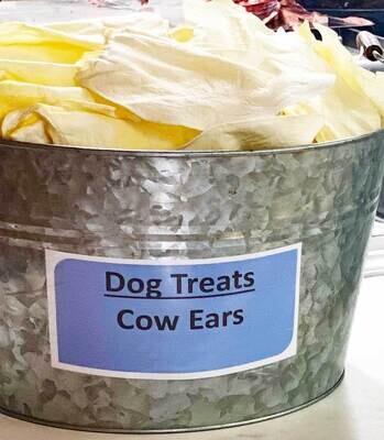 Dog Treats - Cow Ear