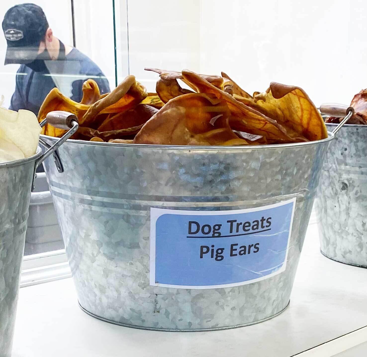 Dog Treats - Smoked Pig Ear