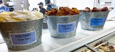 Dog Treats - Smoked Bone - Large