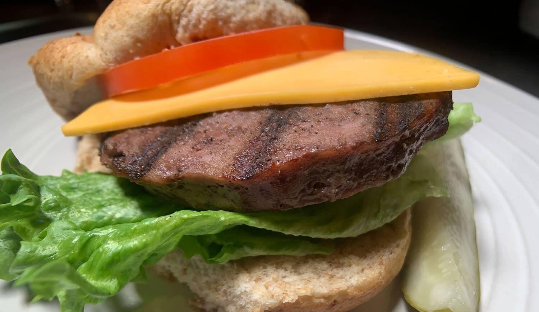 Bacon Burgers - 75% & 25% Bacon